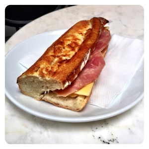 With each bite of the airy, slightly flaky baguette, I found myself attaining culinary nirvana. Homely and humble sandwiches were never this good.