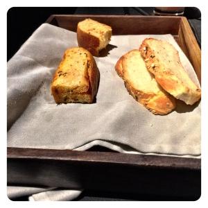 Freshly Baked Foccacia and Brioche. Yum!