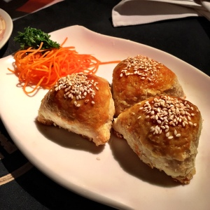 The Pork Puffs that I pigged out on