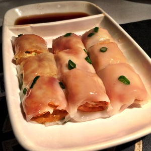 The Prawn Cheung Fun. Fun sold separately.